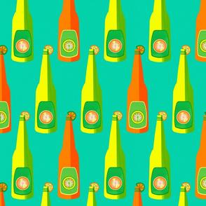 Aqua Citrus Pop