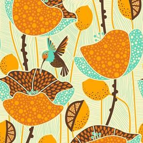 Zesty Citrus Garden