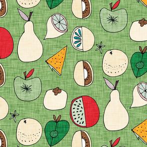 Pop Fruit Mod Green