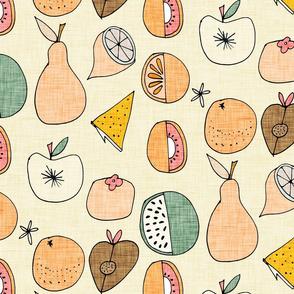 Pop Fruit Mod Peach
