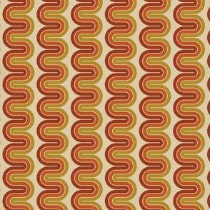 Cool Disco Swirls - Small