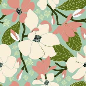 Magnolia Joy - Spring