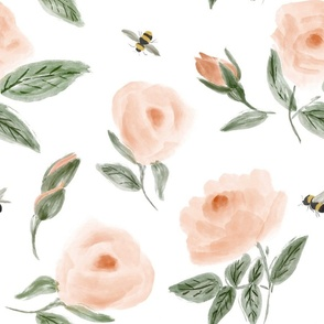 Geometric Wildflowers
