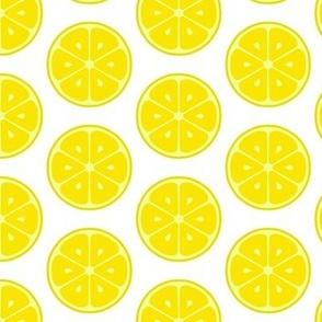 Lemon Neon Citrus Tile