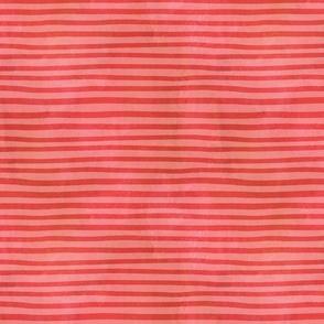 Dragon fire stripe coordinate red horizontal