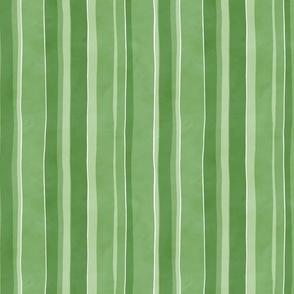 Dragon fire stripe coordinate vertical green