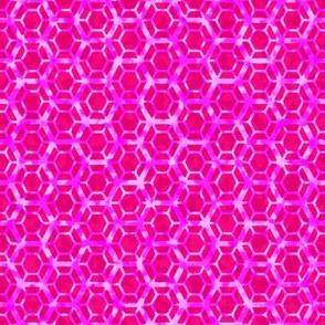 Double Honeycomb Pink