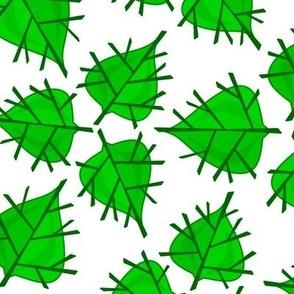 Wind Waker Deku Leaf Vegetation Tile