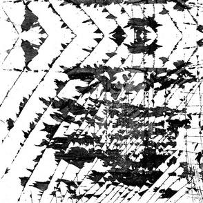 texture gray white black gradient unique watercolor paint