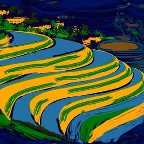 china rice fields 2lg