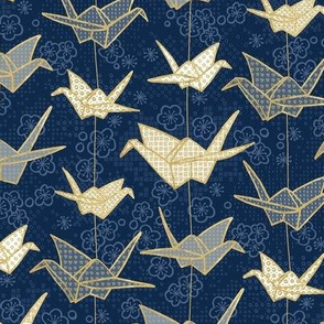 Sadako's Good Luck Cranes / Small Scale