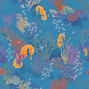 Seahorse Dreams_ teal blue      300INDEXED