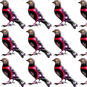 STANDING TALL-ABSTRACT BIRD (45)