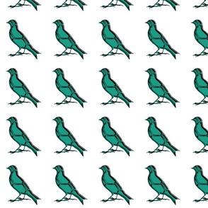 STANDING TALL-ABSTRACT BIRD (53)