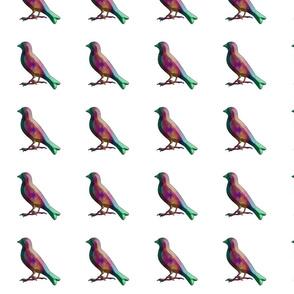 STANDING TALL-ABSTRACT BIRD (54)