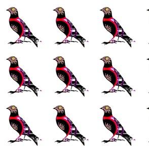 STANDING TALL-ABSTRACT BIRD (58)