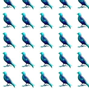 STANDING TALL-ABSTRACT BIRD (61)
