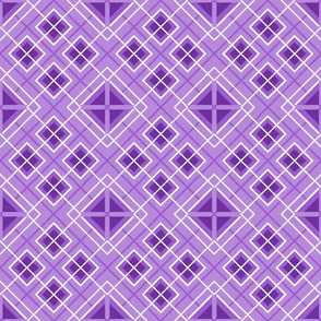 Not Quite Plaid_Grape