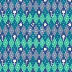 golf argyle blues