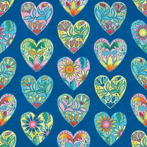 Boho Love (Classic Blue)