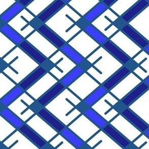 Classic Blue Arizona Native Minimalist Pantone 2020