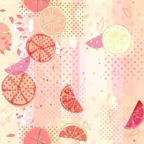 Grapefruit Citrus Waterfall
