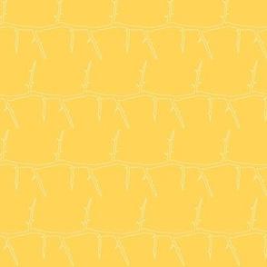 Light Gold Thorns v. 5