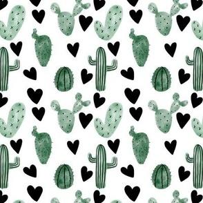Prickly Valentine - Green