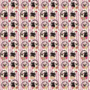 pugs rose world
