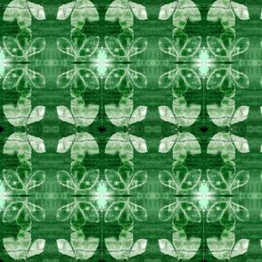 Peony Leaf Green