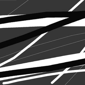 Painter's Black & White