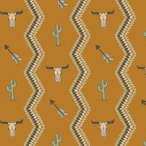 Western Tribal Stripes