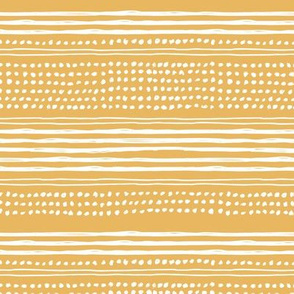 Minimal mudcloth bohemian mayan abstract indian summer aztec design ochre yellow