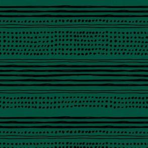 Minimal mudcloth bohemian mayan abstract indian summer aztec design forest emerald winter green