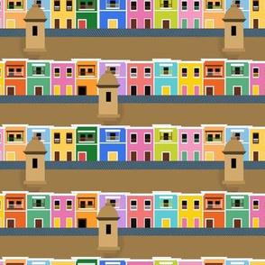 Old San Juan - Small Scale