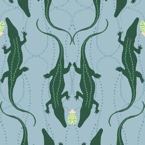 alligator waltz