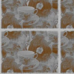 Cream Tea Table