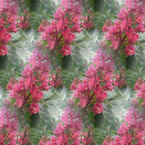 seamlessred flowers