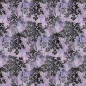 seamlesswhite1 flowers, abstract