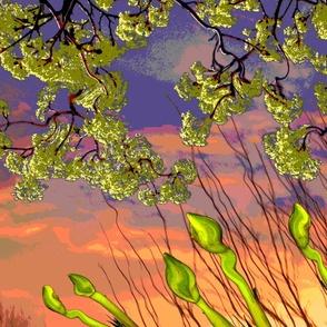 Vernal Landscape