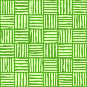 Basic Weave Tropical Green