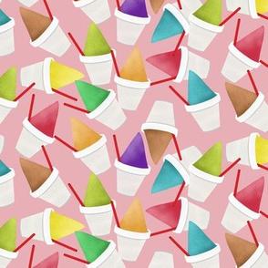 Piraguas - Pastel pink