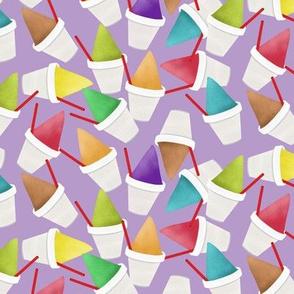 Piraguas - Pastel purple