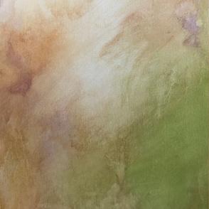 Abstract Serene_Green