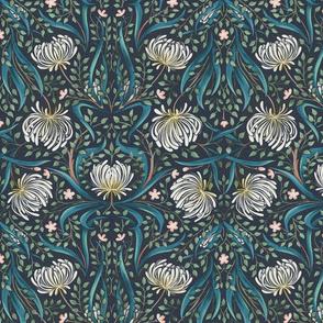 Victorian Revival Chrysanthemums
