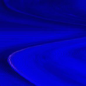 Blue Fibers