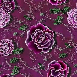 Primrose Fantasy purple 1