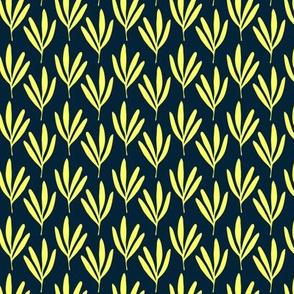Yellow sprigs
