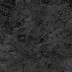 19-16m Black batik Gray Grunge Solid Blender