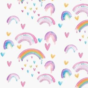 Pastel Rainbow Medley